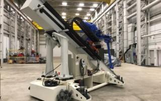 A5 robotic system